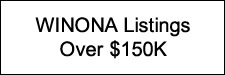winona listings over 150K